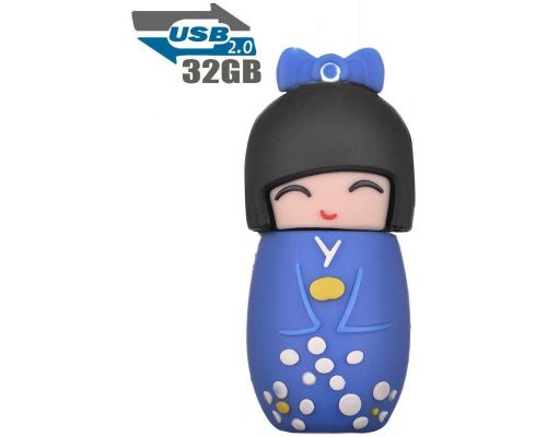A 32GB Japanese Doll USB Key