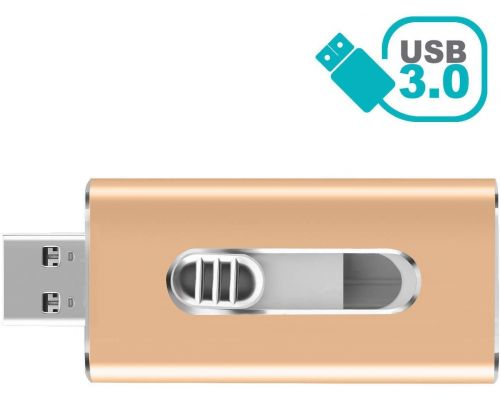 En 64 GB USB 3.0-nyckel