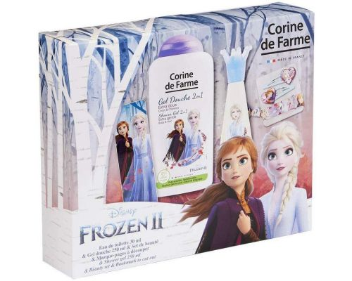 Una scatola di Corine de Farme e Snow Queen 2