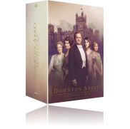 Un Coffret DVD Downton Abbey