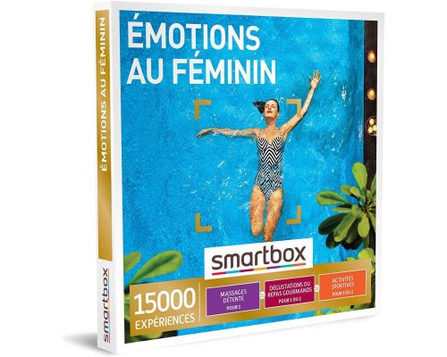 A SMARTBOX Emotions for Women Box