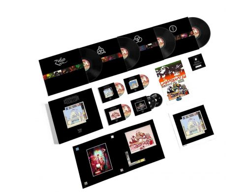 Un Coffret Super Deluxe The song remains the same