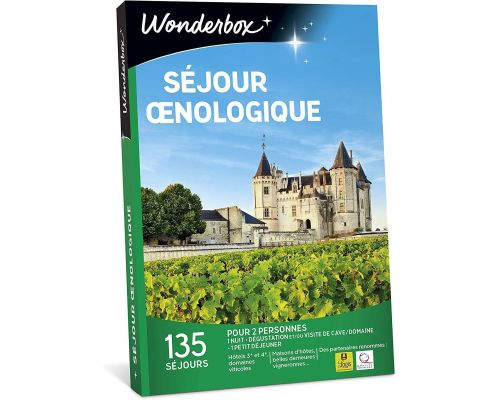 En Wonderbox OENOLOGISK VISTELSE