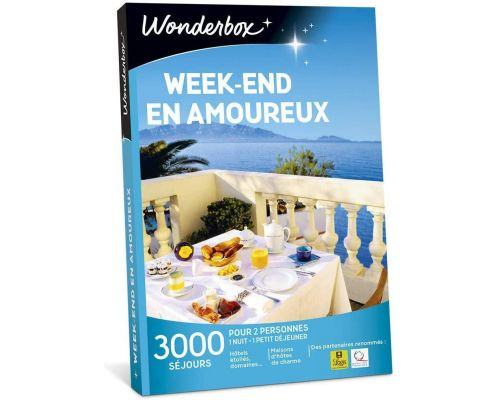 A Wonderbox WEEKEND IN LOVERS