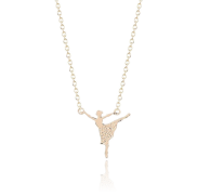 <notranslate>A Star Dancer Necklace</notranslate