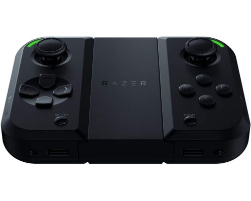 One Razer Dual Game Controller