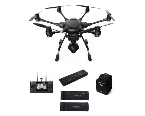 A Typhoon H Pro Drone with 4K Camera