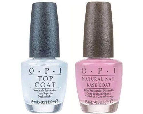 Un Duo vernis Top Coat et Base Coat