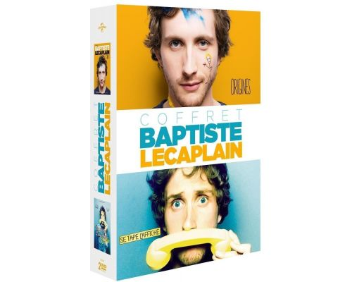 A Lecaplain Baptist DVD Set taps the poster + Origins