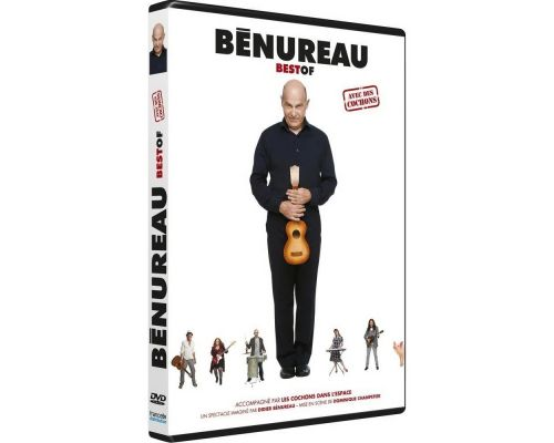 a DVD Benureau And The Pigs In The Space