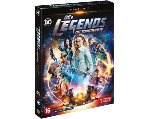 DC's Legends of Tomorrow seizoen 4