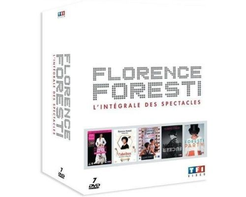 Florence Foresti DVD Box Set - The complete show