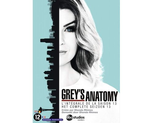Un Coffret DVD Grey's Anatomy - Integrale Saison 13