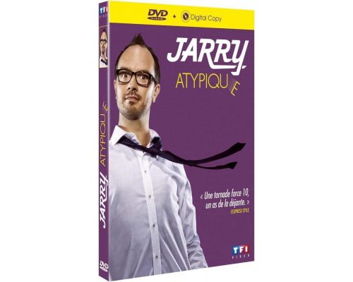 an Atypical Jarry DVD