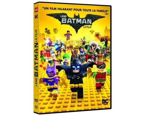 a Lego Batman DVD, The Movie