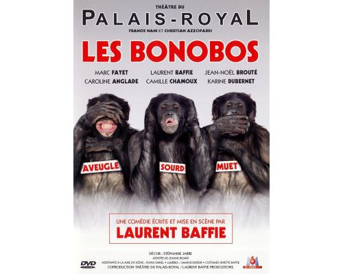 a DVD The Bonobos