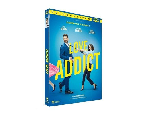 un DVD Love Addict