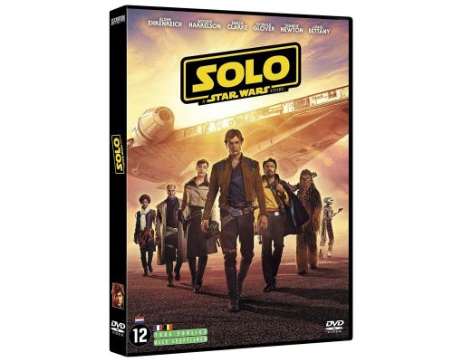 Un DVD Solo : a Star Wars story