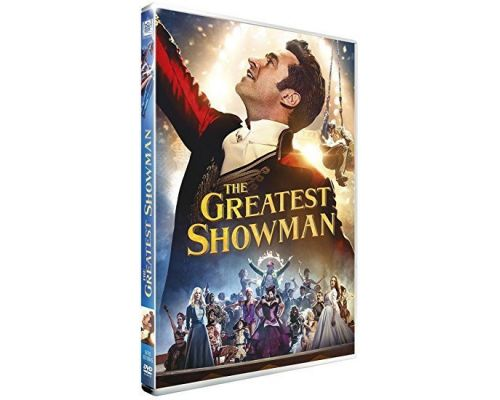 Un DVD The Greatest Showman