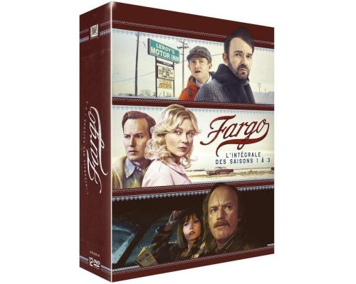 The Complete Fargo Seasons 1-3