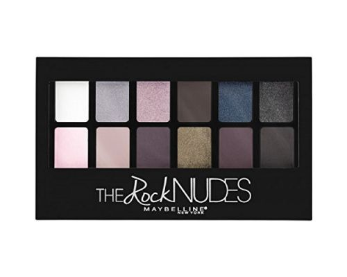 Une palette Fards a paupieres Maybelline New York