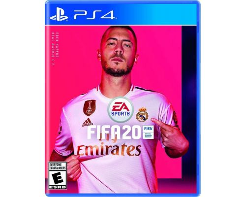<notranslate>A Fifa 20 PS4 Video Game</notranslate>