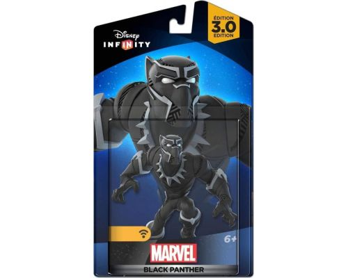 Een Disney Infinity 3.0-figuur - Marvel Super Heroes: Black Panther