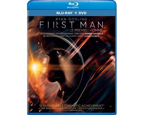 <notranslate>A First Man Blu-ray </notranslate
