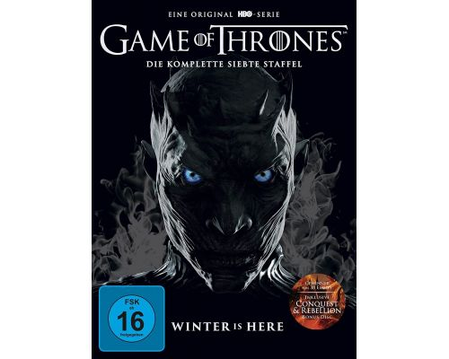Game of Thrones: Die komplette 7. Staffel-DVD