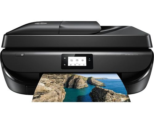 En HP OfficeJet-printer