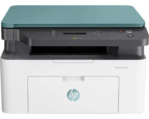 En HP multifunktions laserprinter