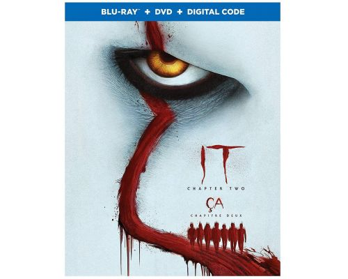 An IT Chapter Two Blu-ray