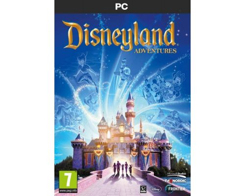 Un Jeu PC Disneyland Adventures