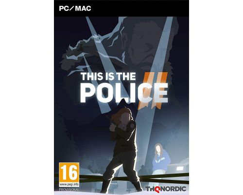 Un Jeu PC This is the Police 2
