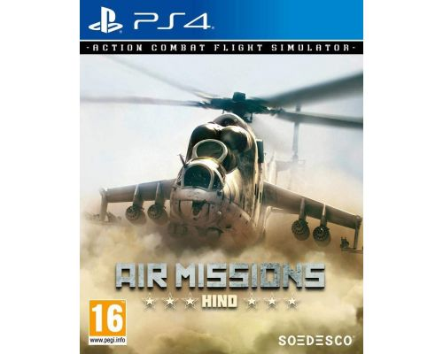 Un Jeu PS4 Air Mission Hind