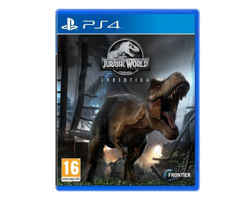Un Jeu PS4 urassic World: Evolution