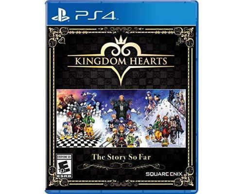 Un Jeu PS4 Kingdom Hearts The Story So Far                                                                                                                        +