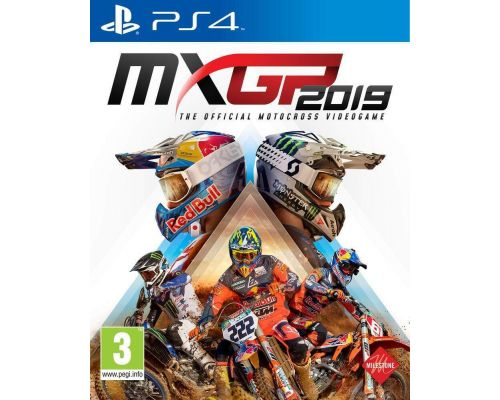 A PS4 MXGP 2019 Game