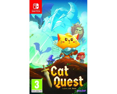 Un Jeu Switch Cat Quest