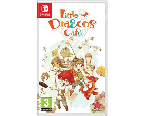 Un Jeu Switch Little Dragons Café