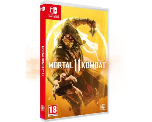 Un Jeu Switch Mortal Kombat 11
