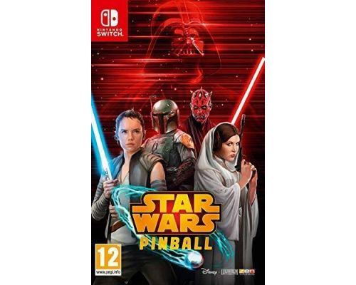 A Star Wars Pinball Switch Game