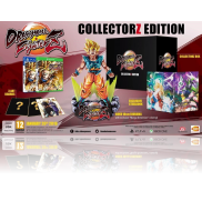 Un Jeu Xbox One Dragonball Fighter Z - Edition Collector Z
