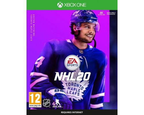 Un Jeu Xbox One NHL 20