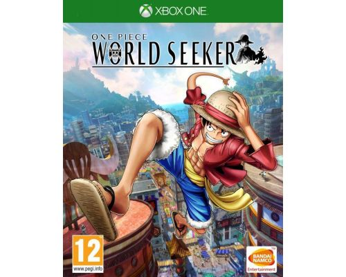 Un Jeu Xbox One One Piece: World Seeker