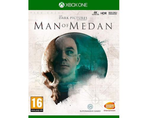 Un Jeu Xbox One The Dark Pictures - Man of Medan