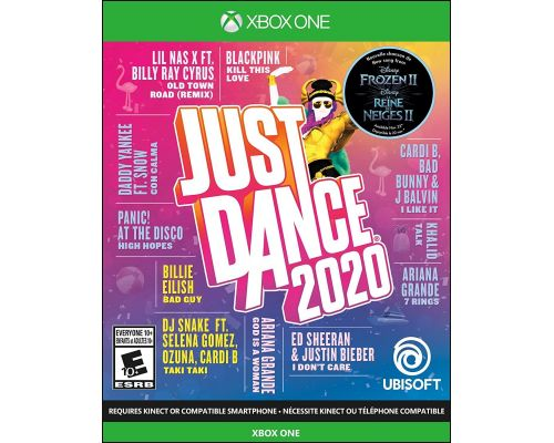 <notranslate>A Just Dance 2020 for Xbox One</notranslate>