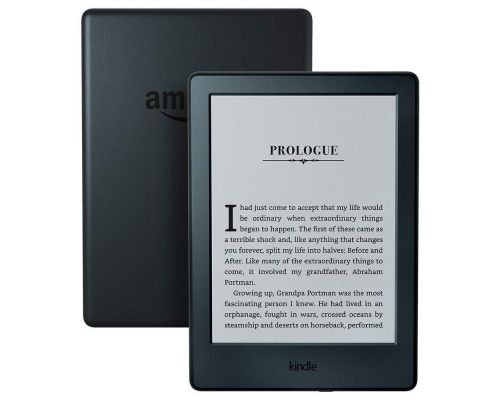 A Kindle E reader 6 pouces Display