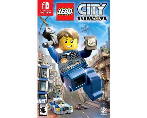 <notranslate>A LEGO City Undercover for Nintendo Switch</notranslate>