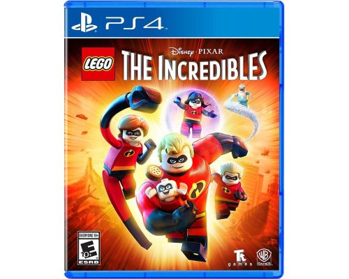 A LEGO Disney Pixar's The Incredibles PS4 Switch